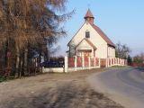 Chorągwica -  kościół św. Floriana