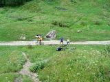 Dolina Kobylańska - dno doliny