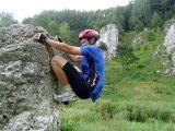 Dolina Kobylańska - bouldering
