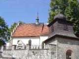 Giebułtów - kościół św. Idziego