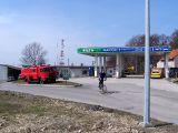 Siercza - stacja paliw