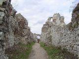Zamek Tęczyn - szyja