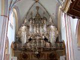 Zabytkowe organy - katedra